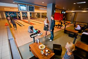 Bowling im Tervise Paradiis
