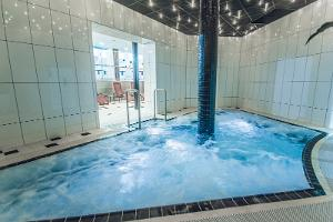 Water centre at the Braavo Spa Hotel