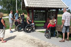 Clean Water Theme Park - wheelchair access