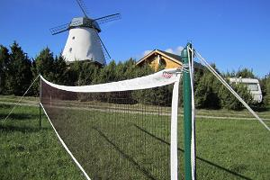 Pivarootsi Windmill - sports fields