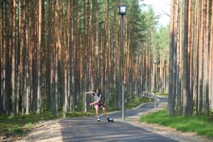 Kubija health trails and training area