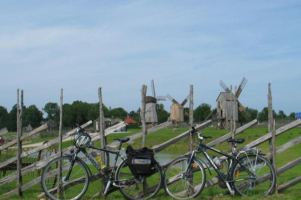 9-day bicycle trip to Western Estonia and the islands
