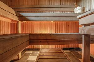 Saunas and bathing barrels