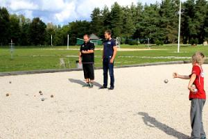 Sports games at UusKalda Sports and Holiday Village - petanque