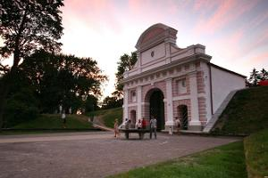 Guided tour of Pärnu Museum - On the Trail of Bastions