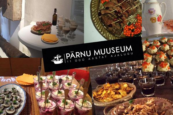 Guided tours of Pärnu Museum with a taste of times past