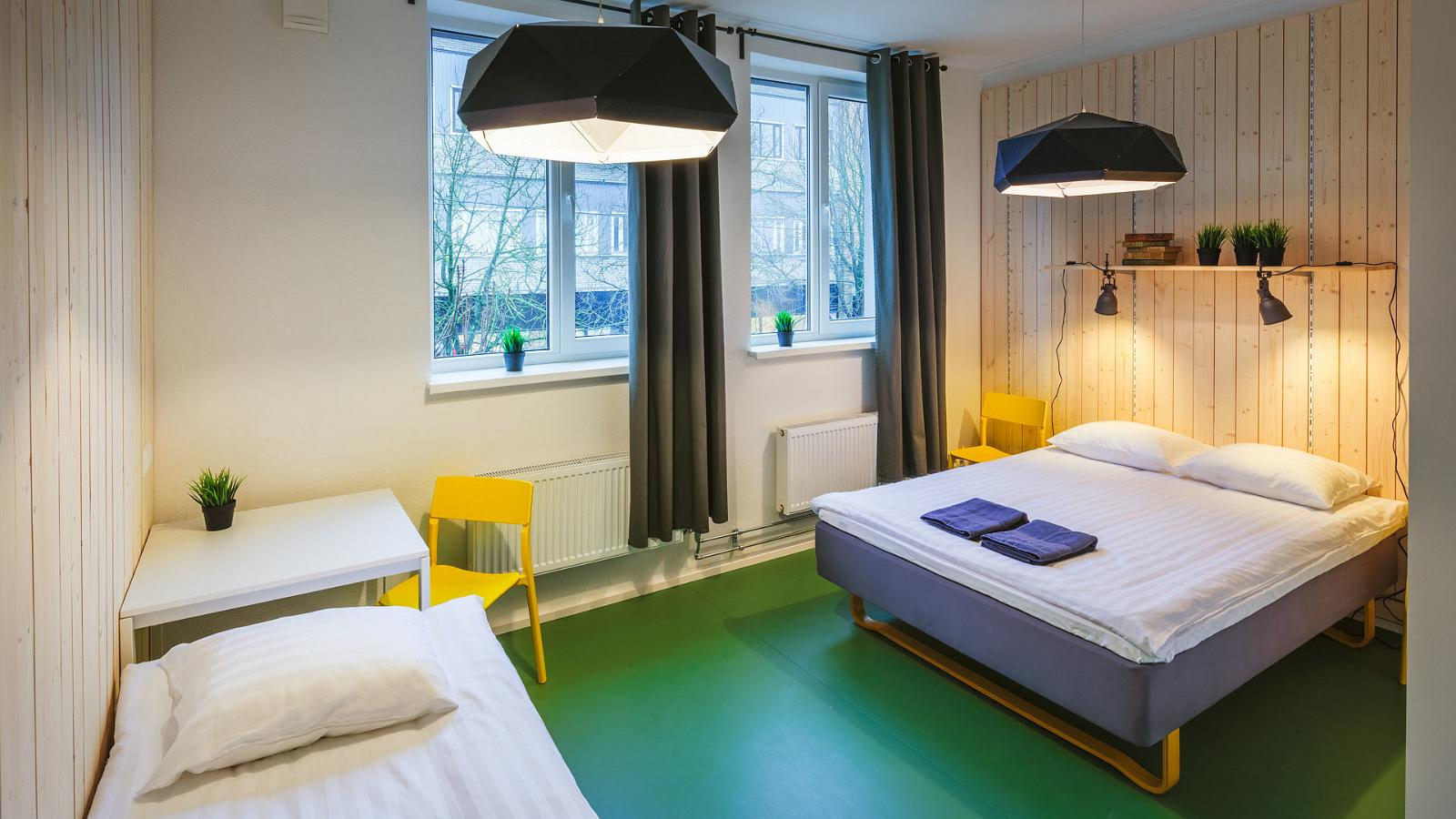 Hektor Design Hostel Estonia