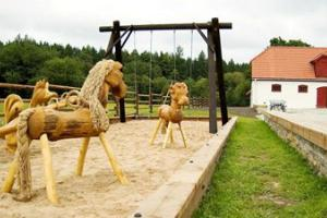 Playground of the Vihula Manor Holiday Village