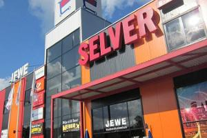Jewe shopping centre