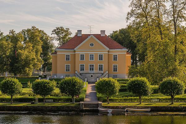 Palmse Manor and Open-Air Museum