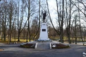 Memorial to the War of Independence in Valga