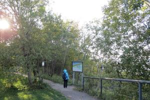 Saka Klindimõisa hiking trail