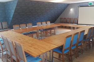 Seminar room at the restaurant of Oiu Sadam