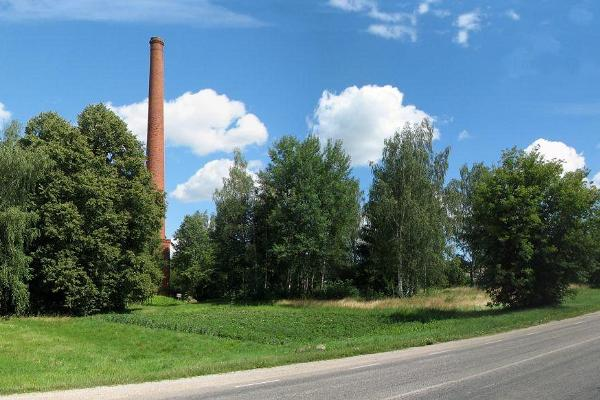 Leevaku Chimney