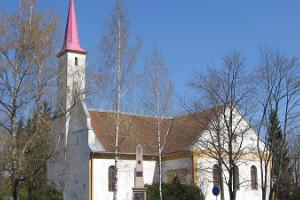 Lutheran Church of Blessed Virgin Mary in Põlva