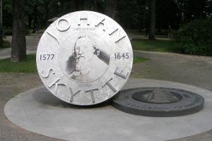 Monument to Johan Skytte