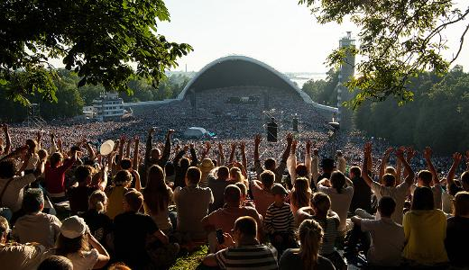 TOP 10 music events this summer