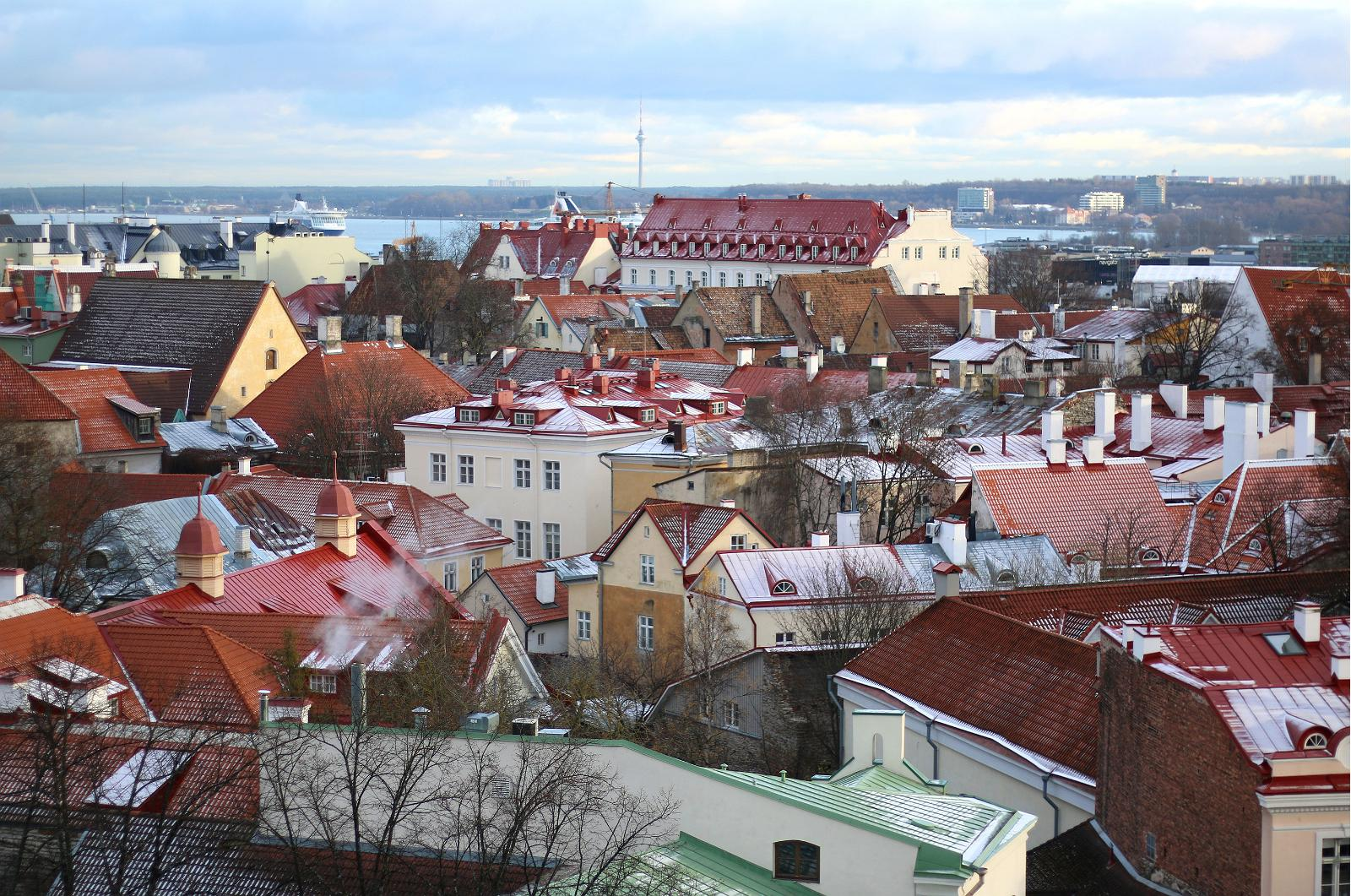 Official Tallinn Sightseeing Tour Estonia