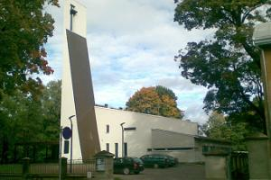 Tartu St Luke's Church of the Estonian Methodist Church