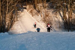 """Learn to ski in Tallinn"". Murdmaasuusatamisega tuttavaks!"