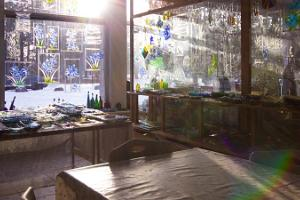U-Stuudio glass workshop