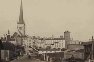 Hidden stories of Tallinn sub-city district