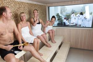 ESTONIA Resort Hotel & Spa KADAKA, Privatsauna des Clubs KADAKA