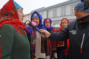 Russian Christmas and Fair