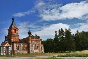 Church of the Ascension of Our Lord, Angerja
