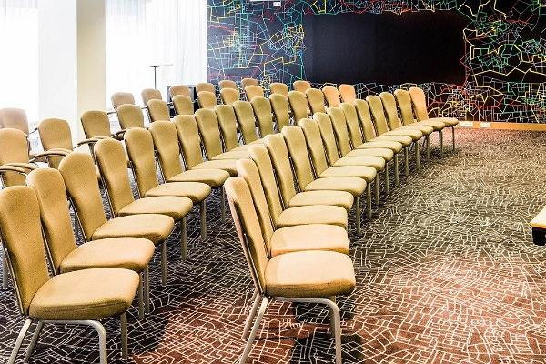 Conference rooms at Hotel Park Inn by Radisson Central Tallinn