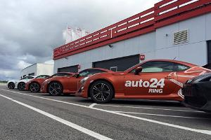 Toyota GT86 – official circuit car