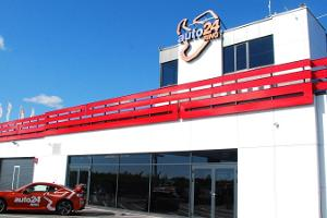 auto24ring – the only racing circuit in Estonia
