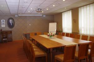 Conference room at Hotel Wironia