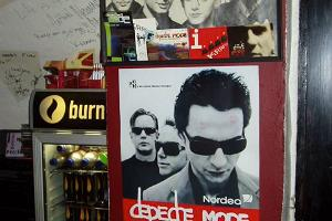 Depeche Mode baar