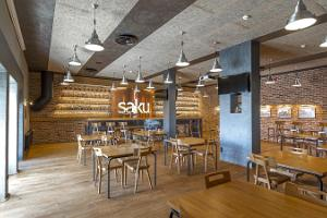 Saku Brewery seminar rooms
