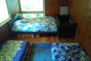 Allika Nature House, bedroom