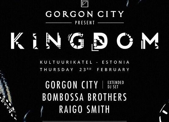 GORGON CITY present: KINGDOM