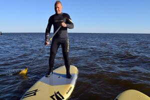 SUP board rental by Pärnu Surf Centre