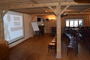 Seminar rooms at the Suur Töll Holiday Village