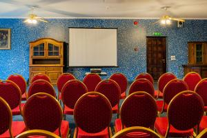 Conference rooms at Ecoland Hotel