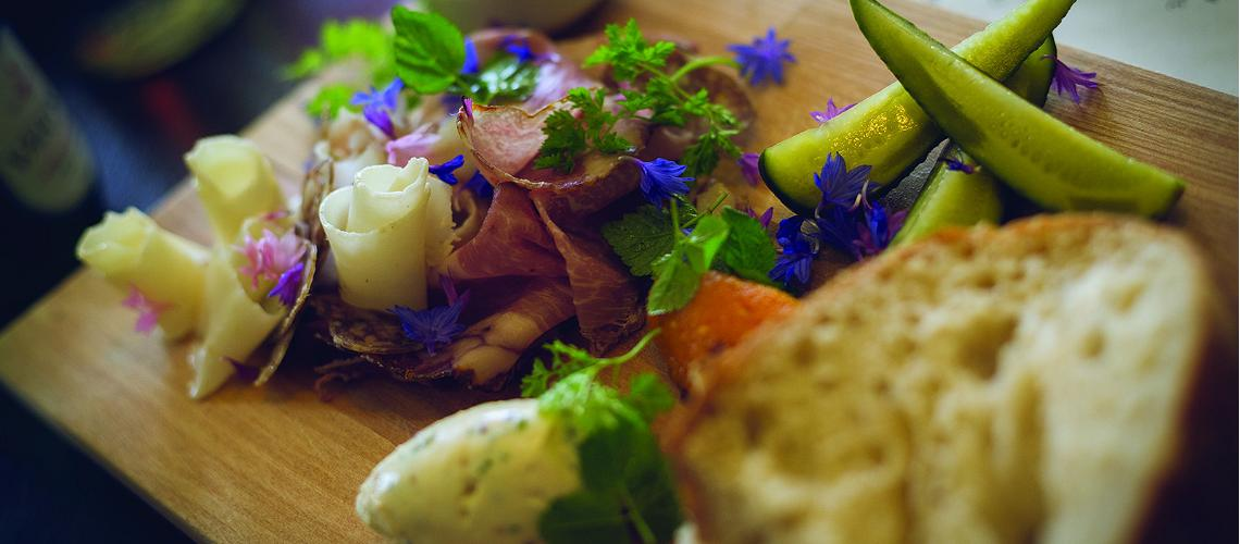 Mmm.. delicious dishes inspired by Estonian food