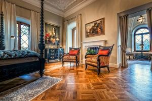 Accommodation at Schloss Fall in Keila-Joa Castle