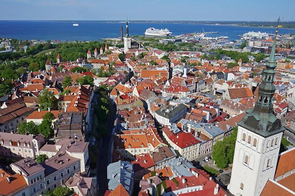 Guided walk 'Medieval Tallinn & Legends'