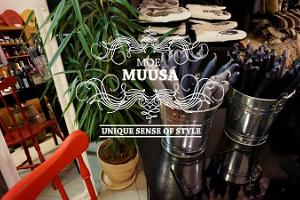 Design shop Moe Muusa