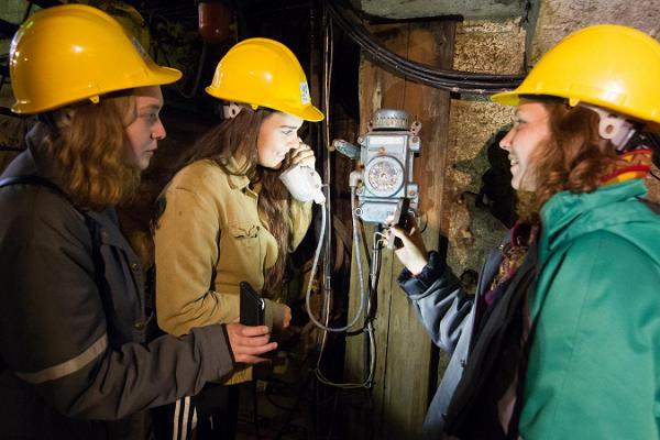 Guided tour 'Crash course on mining' in Estonian Mining Museum