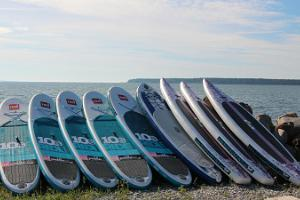 SUP paddle board rental