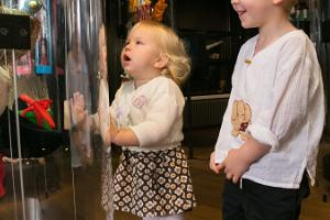 NUKU (Puppet) Museum is exciting for even the youngest of children