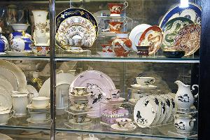 Open depository for ceramics of the Tallinn City Museum