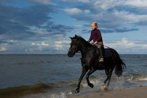 Horseback rides in the wild by Arma Equestrian Farm
