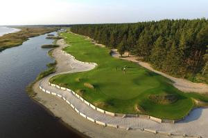 Pärnu Bay Golf Links - signature #18
